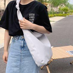 Hydracinthe - Plain Crossbody Bag