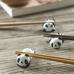 Modern Wife - Panda Chopsticks Rest (Set)