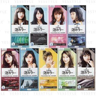Kao - Liese Creamy Bubble Hair Color Design - 12 Types