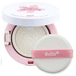 Nella - Oneday Whitener Magical Whitening All Kill Cover Tone Up Cushion