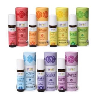 Aura Cacia - Organic Aromatherapy Roll-on, 0.31oz (7 Types)