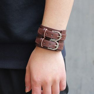 KINNO - Leather Bangle