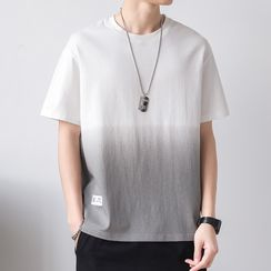 PEPP - Short-Sleeve Ombre T-Shirt