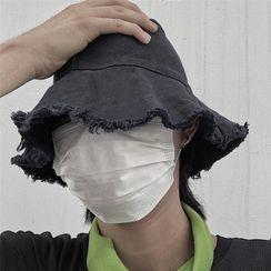 Porstina - Fringed Bucket Hat
