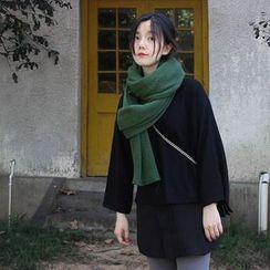 CIMAO - 纯色围巾