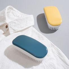 The Open Book - Garment Cleaning Brush