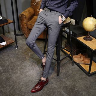 Bay Go Mall - Slim Fit Pants