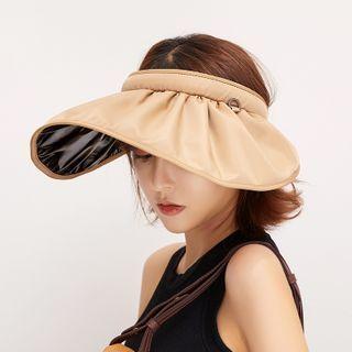 Jiggon - Foldable Wide Brim Visor Hat