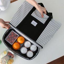 Evorest Bags - Pinstripe Cooler Bag