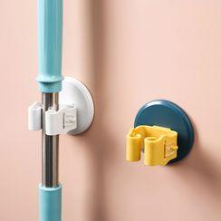 Fun House - Mop Adhesive Wall Holder