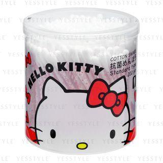SANYO - Hello Kitty Antibacterial Cotton Swabs
