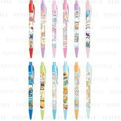 Sanrio - Blue Ball Pen 1 pc - 12 Types