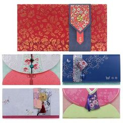 Full House - somssi-Greeting Card
