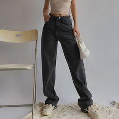 Colada - 高腰男朋友牛仔裤