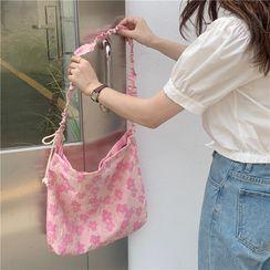 Eastin - Flower Print Shopper Bag