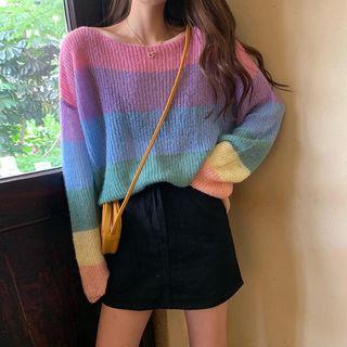 Astarte - Rainbow Blocker Sweater