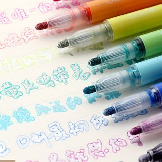 Nina's House - 双色调轮廓记号笔