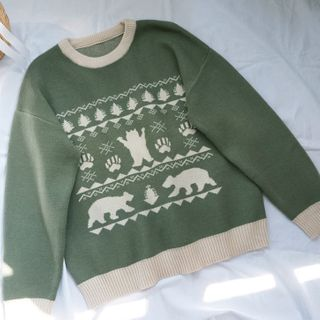 Candy House - Bear Sweater