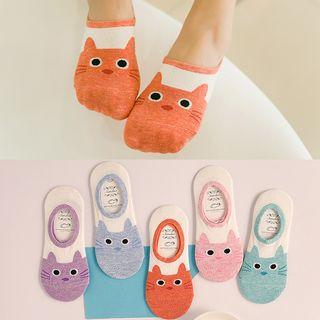 Knitika - Cat Print Socks