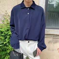 Deepwood - Plain Shirt