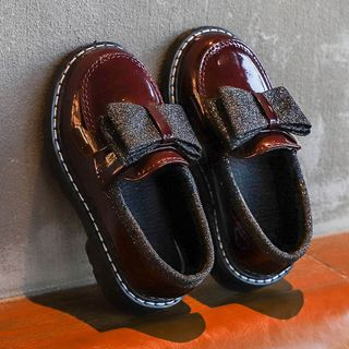 Cool Kid - Kids Bow Loafers