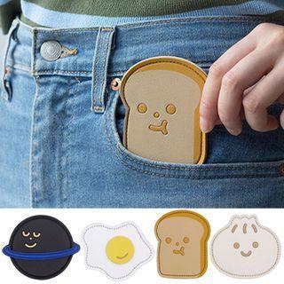 COLPO - Cartoon Faux Leather Portable Mirror