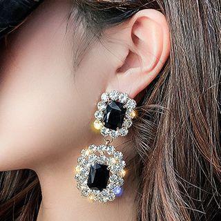 Catalunya - Gemstone Dangle  Earring
