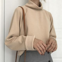 CaraMelody - Turtleneck Sweater