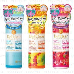 Meishoku Brilliant Colors - Detclear Fruits Peeling Jelly 180ml - 3 Types