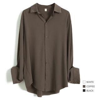 Itzus - 純色襯衫