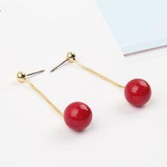 Janran - Bead Dangle Earring