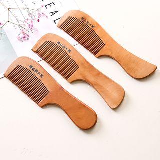 Showroom - Wooden Hair Comb