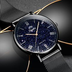 DUOLZ - Starnight Alloy Bracelet Watch