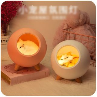 Momoi - Rechargeable Cat Night Lamp