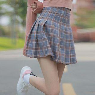 Sisyphi - Minifalda plisada