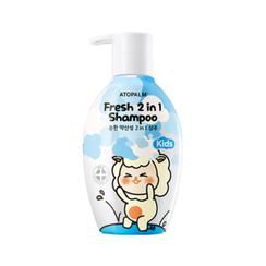 ATOPALM - Fresh 2 in 1 Shampoo Kids 380ml