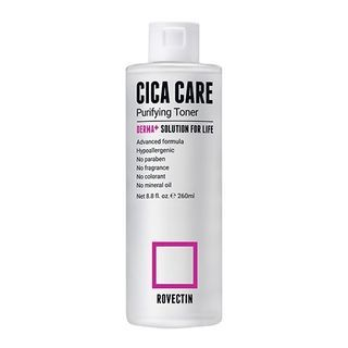 ROVECTIN - Cica Care Purifying Toner