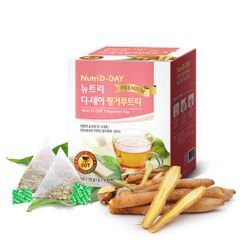 Nutri D-DAY - Fingerroot Tea
