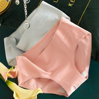 Senshia - Lace Trim Panties