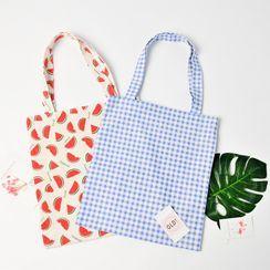 ELMI - 印花手提袋