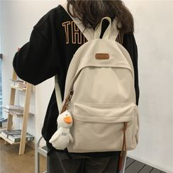 ZOOBAGS - Plain Backpack