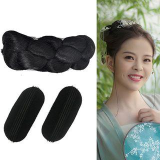 Tiffitta - Retro Hair Bun / Butterfly Hair Stick / Headpiece