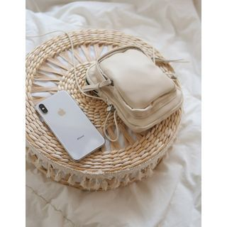 GOROKE - Pocket-Front Crossbody Bag