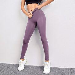 Wheatfield - Sport Yoga Pants