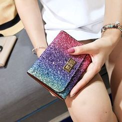 Natalis - Sequined Wallet