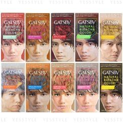 Mandom - Gatsby Natural Bleach & Color - 10 Types