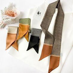 Amandier - 印花薄围巾