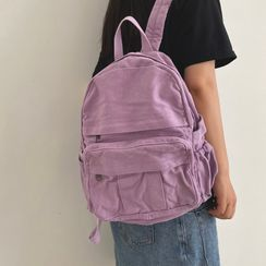 Bunny Hop - Canvas Backpack