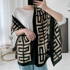 Dreamaway - Patterned Scarf