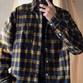 Soulcity - 格子襯衫